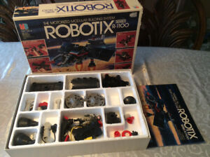 Robotix vintage toy collection  sell or trade for PS2 / Xbox
