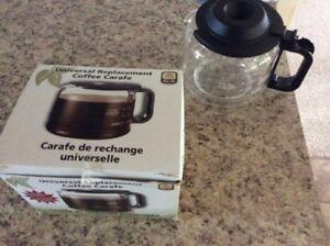coffee pot universal size