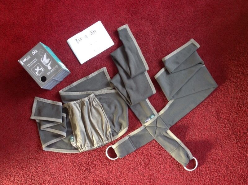 Caboo NCT Close baby carrier sling