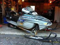 2000 rotax 700 deluxe twin cylinder