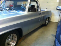 REDUCED!!! SUPERCHARGED BIG BLOCK C10 SHORT BOX