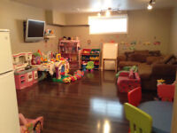 A Home Away from Home Childcare in Brintnell Gardens.