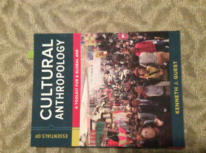 Essentials of cultural Anthropolgy by Kenneth Guest