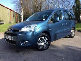Citroen Berlingo 1.6HDi ( 90bhp ) Multispace 2012MY VTR