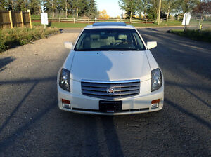2006 CADILLAC CTS FULLY LOADED NAVIGATION SUNROOF