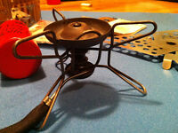 réchaud MSR camping stove