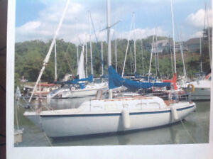 1/2 interest for 2018 with paid dockage at Bayfield