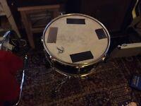 Gretsch Catalina Club Ebony snare drum