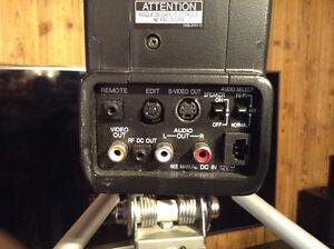 Panasonic super vhs pro-line video camera