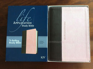 Life Application Study Bible - King James Version (KJV)