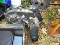 Chev transfer case