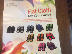 FH group Flat Cloth seat covers