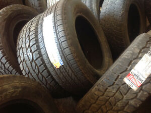 4 245/65/17 tires