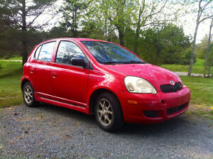 2004 Toyota Echo RS Sedan (Make me an offer!)