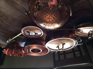 Brass pot collection Windsor Region Ontario image 1