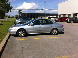 2001 Honda Accord EX Berline