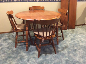"""42"""" x 64"""" Dining room Table"""