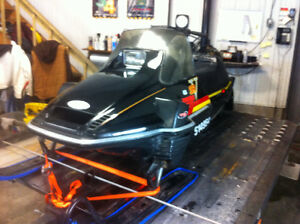 Old reliable for sale lookin for a newer sled Peterborough Peterborough Area image 1