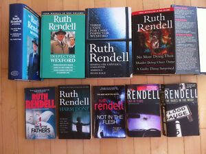 RUTH RENDELL MYSTERIES - INSPECTOR WEXFORD