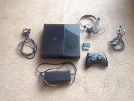 Xbox 360 console in box