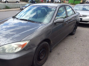 2004 Toyota Camry 4 cylinder