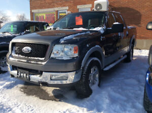 2004 Ford F-150 4x4 crew cab xxxtra clean Camionnette