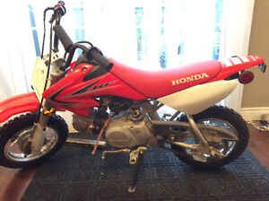 ***MINT***2012 Honda CR50... with papers