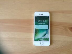 Apple iPhone 5S 16GB in silver
