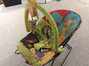 Fisher Price-bouncy infant chair London Ontario image 1