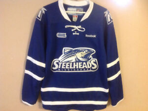 Mississauga steelheads jerseys