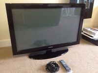 """42"""" HD Samsung TV. Excellent. NEED GONE"""
