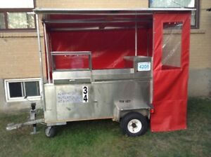 Be your own Boss $$$ - Hotdog \ Food Cart for sale