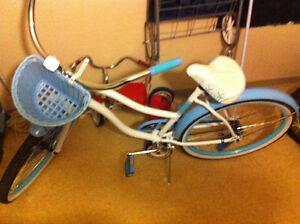One speed old school cruise bike