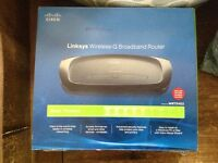 Wireless-G broadband router