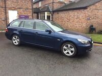 BMW 520 SE TURBO DIESEL ESTATE AUTOMATIC 08 PLATE £3500 NO OFFERS