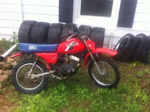 1979 Kawasaki Kids Dirt bike