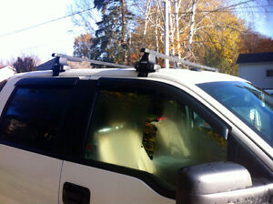 """Thule Traverse 480 58"""" Square Bar Roof Rack for 09-14 Ford F-150 London Ontario image 1"""