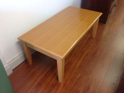 Immaculate Solid Timber Coffee Table Coffee Tables Gumtree Australia Wyndham Area Tarneit 1157600745