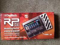 Digitech RP350 effects processor