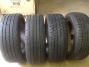 4 Tires 205-55-16