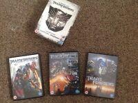Transformers 3 Movie Set DVD