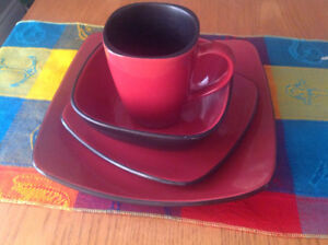 Corelle Hearthstone dishes