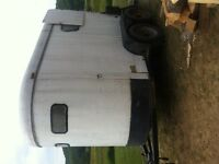 2 horse bumper pull horse trailer NEW PRICE 1200 takes it