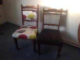 Chairs for refurbishment