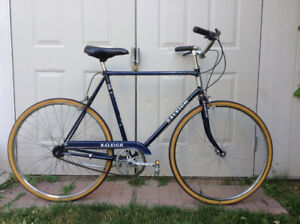 Vintage Raleigh Commuter / Cruiser