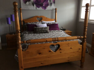 Queen Bedroom Set - By Munro's Furnishings