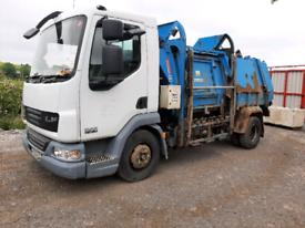 Daf LF ,bin lorry refuse