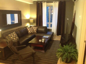 Easy Living – Fully Furnished One Bedroom Condo For Rent