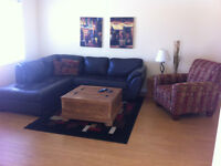 3 Bdrm, 2 1/2 Bath fully furnished duplex for rent-Sept 1/15-May