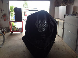 HARLEY DAVIDSON MOTORCYLE COVER - GREAT CONDITION Windsor Region Ontario image 1